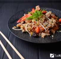 Как правильно жарить рис