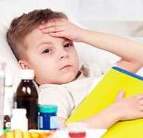 Бронхит у детей: лечение в домашних условиях