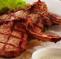 Как приготовить антрекот из свинины на сковороде