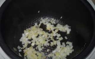 Как готовить макароны с тушенкой в мультиварке