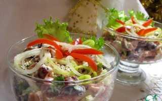 Теплый баварский салат. «Баварский» салат — вкусные и разные рецепты сытной закуски для любого случая. Очередность приготовления – что за чем