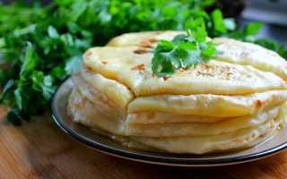 Как делать хычины с сыром и картошкой