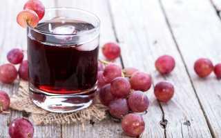 Как консервировать виноградный сок в домашних условиях