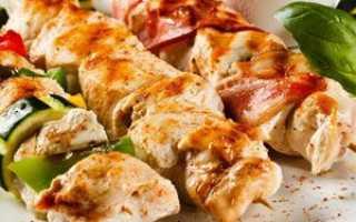 Как мариновать мясо курицы для шашлыка