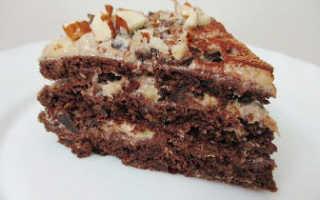 Коржи из овсяных хлопьев на сковороде. Диетический торт без сахара и муки «Любимый. Для овсяного торта без выпечки нам потребуется