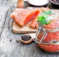 Засолка рыбы кета в домашних условиях рецепты