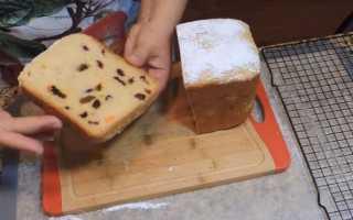 Вкусные пасхальные кексы вместо куличей
