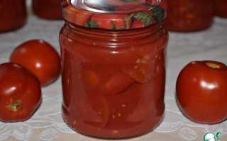 Как закатать помидоры в собственном соку