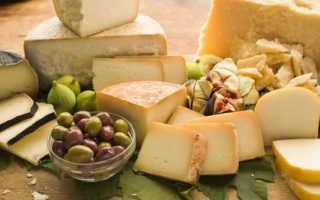 Как называется козий сыр