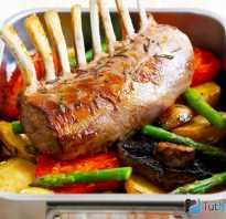 Как готовить корейку из свинины