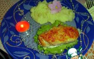 куриные рулеты с ветчиной и сыром на сковороде