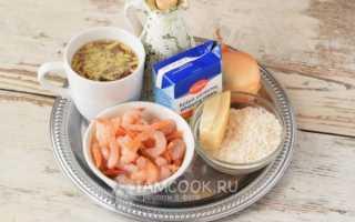 Королевские креветки с рисом рецепт. Креветки с рисом, ризотто с очищенными креветками. В сливочном соусе
