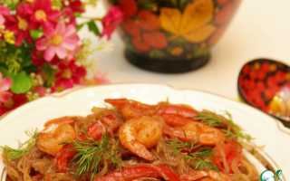Фунчоза по китайский горячее блюдо рецепт. Приготовление домашней фунчозы по вкусным рецептам. Рецепты с фунчозой