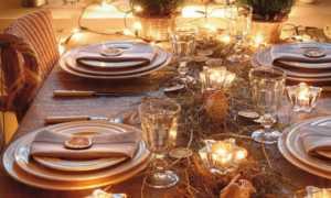 Сервировка итальянского стола. Итальянская сервировка: золотые правила. Итальянская сервировка стола
