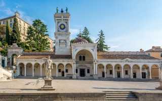 Величественный Удине! Удине Италия — достопримечательности, город на карте Удине италия на карте