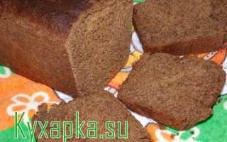 Как испечь хлеб с солодом в духовке