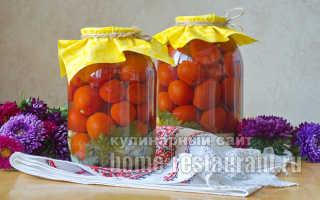 Заготовки из красных помидоров на зиму рецепты