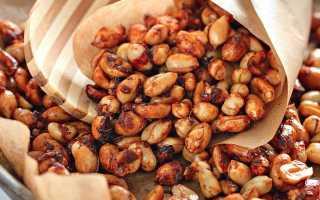 Как пожарить арахис на сковороде без масла