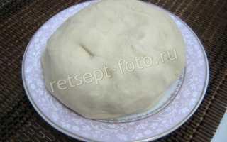 Заварное тесто для пельменей рецепт без яиц