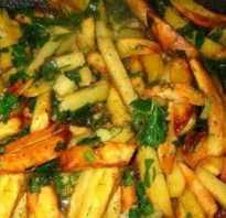 Как готовить картошку на сковородке