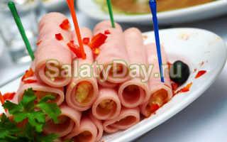 Закуски на праздничный фуршет рецепты с фото