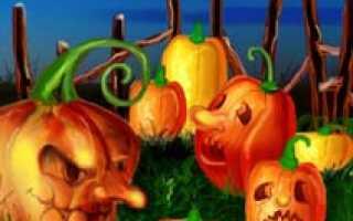 Как необычно вырезать тыкву на хэллоуин