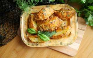 Запечь картошку в духовке дольками с сыром
