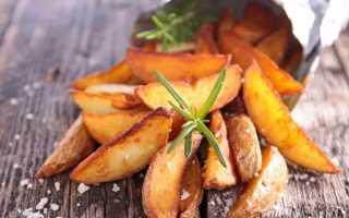 Как правильно резать картошку фри