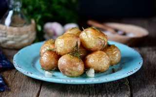 Как очистить картошку в мундире