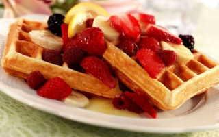 Вафли рецепты домашний похож как бисквит. Венские вафли: рецепт для электровафельницы и секрет теста! Вафельные трубочки с кремом
