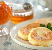 Как завести тесто на сырники