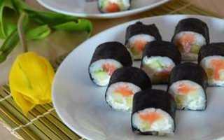 Простые закуски из красной рыбы. Закуски с красной рыбой: пошаговый рецепт с фото. Видеорецепт изготовления роллов