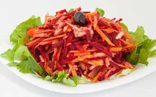 Салат «щетка» для похудения