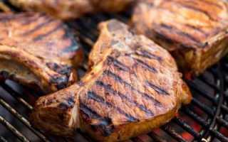 Как замариновать мясо для отбивных из свинины