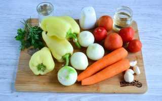 Икра помидоры морковь болгарский перец рецепт