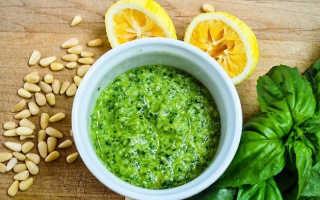 Заправка для салата из свежих овощей